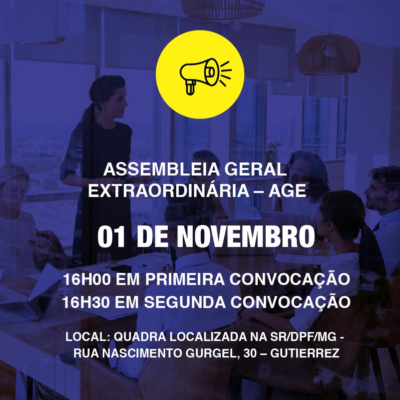 Assembleia Geral Extraordinária - AGE