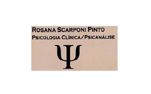 Psicologa Rosana Scarponi Pinto