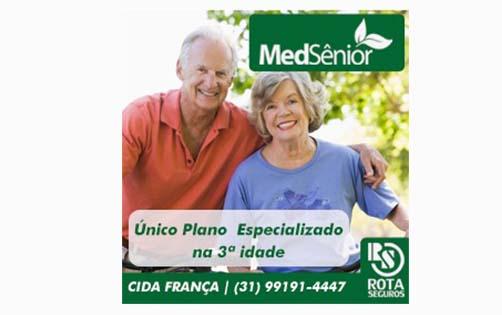 MEDSENIOR - UNICO PLANO ESPECIALIZADO PARA A 3ª IDADE