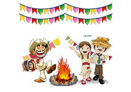 Tradicional Festa Junina da AnsefMG