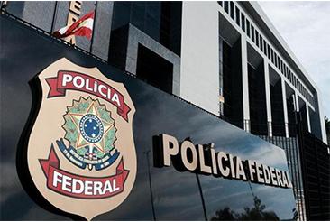 Polícia Federal prende suspeito de roubo aos Correios.