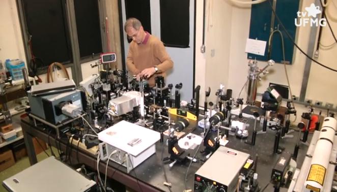Pesquisadores da Física desenvolvem tecnologias de identificação de digitais
