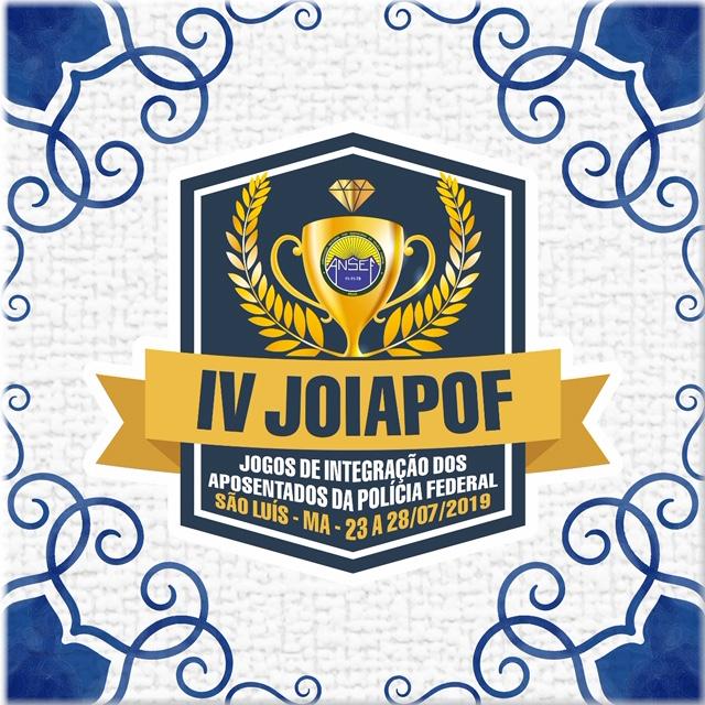 Está chegando o IV JOIAPOF