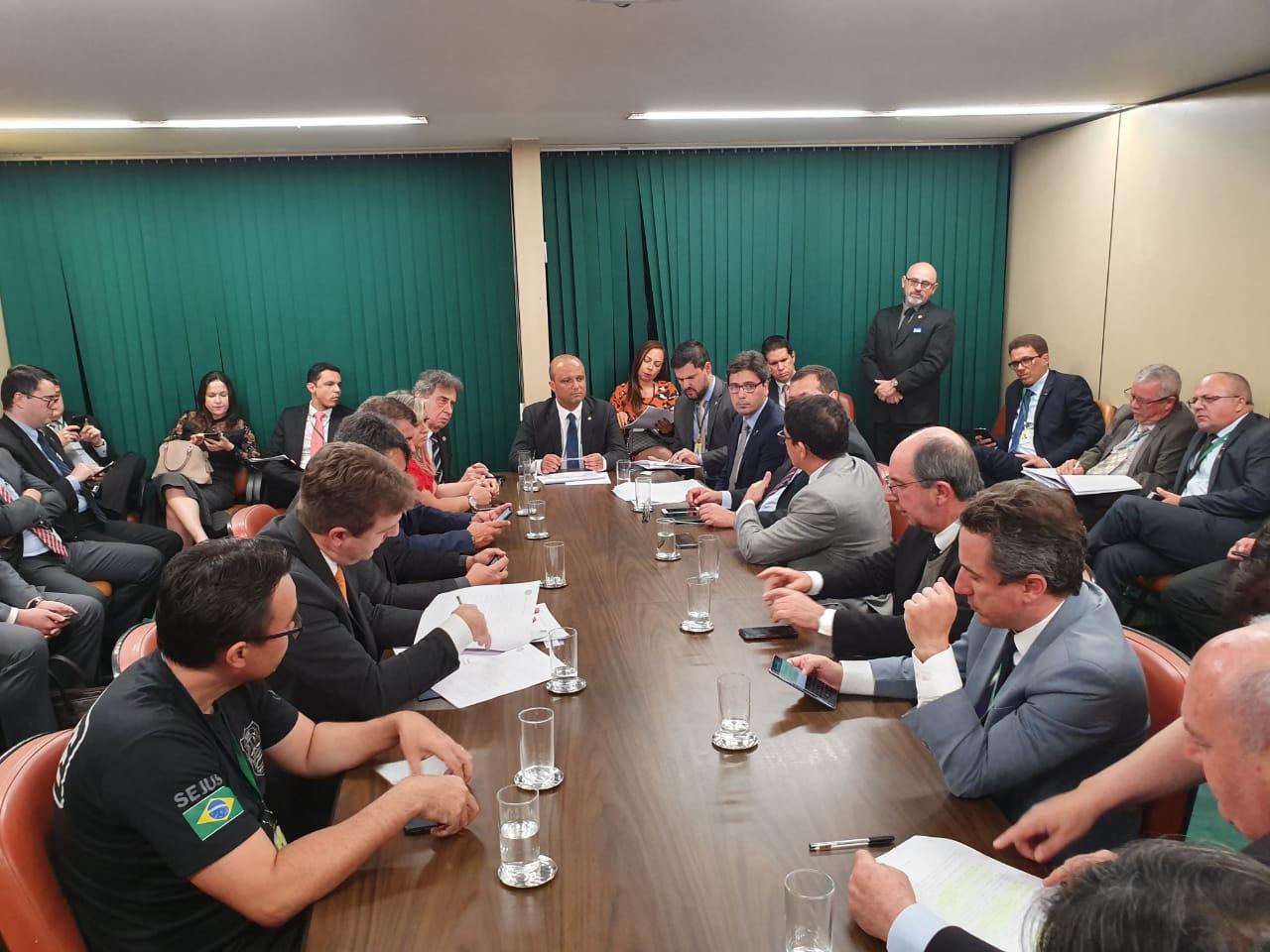 Ansef/MG participa de reuniões em Brasília
