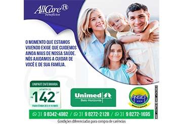 Plano de Saúde Unimed - Administradora Allcare