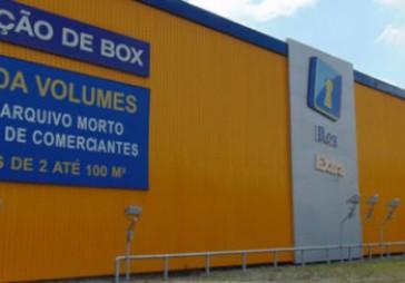 Box100 - Guarda de mercadorias e bens em geral